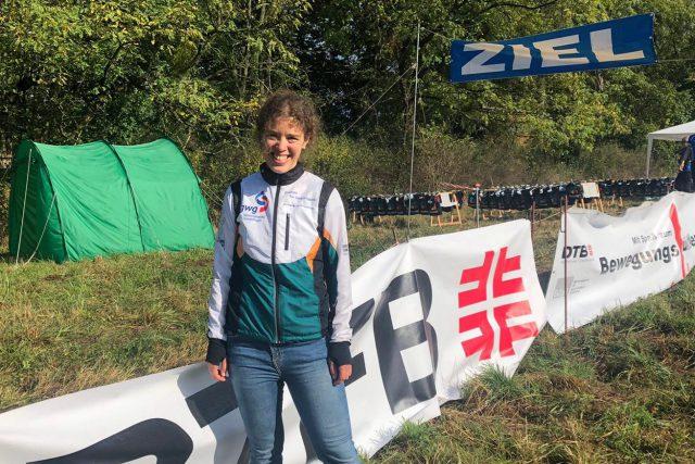 OLer erfolgreich bei den deutschen Meisterschaften im September