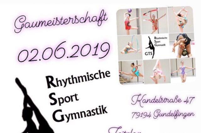 RSG-Gaumeisterschaft in Gundelfingen