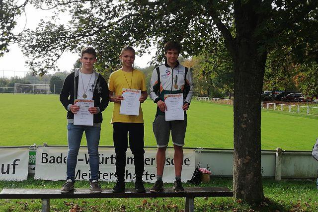 Baden-Württembergische Meisterschaften über die Mitteldistanz