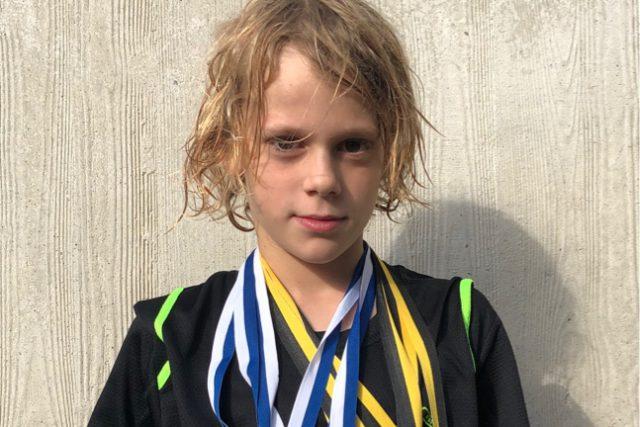 GTS Schwimmer zünden Feuerwerk an Bestzeiten und Medaillengewinnen
